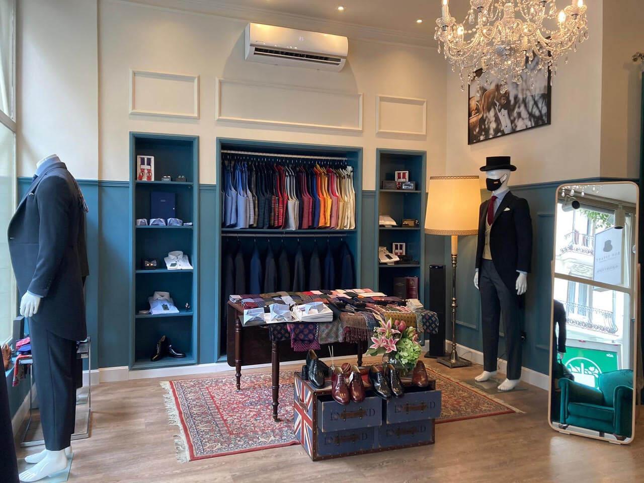 tienda interior chaques